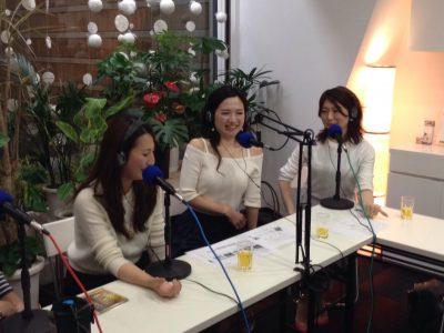 インターネットラジオ収録(11月21日放送分)